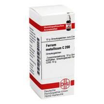Produktbild Ferrum metallicum C 200 Globuli