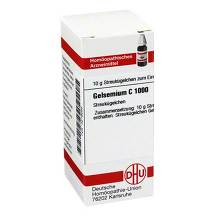 Produktbild Gelsemium C 1000 Globuli