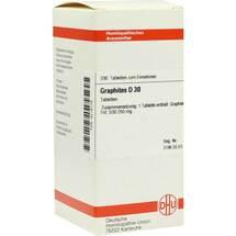 Graphites D 30 Tabletten