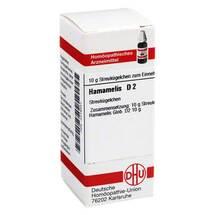Produktbild Hamamelis D 2 Globuli