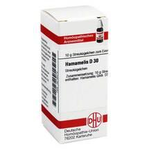 Produktbild Hamamelis D 30 Globuli