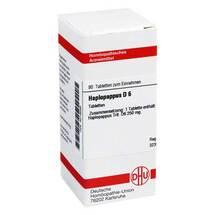 Produktbild Haplopappus D 6 Tabletten