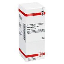 Produktbild Hepar sulfuris C 30 Dilution