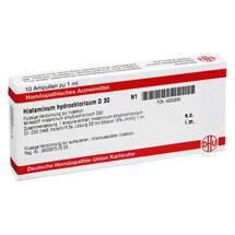 Produktbild Histaminum hydrochloricum D 30 Ampullen