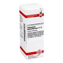 Histaminum hydrochloricum D 12 Dilution