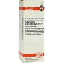 Produktbild Histaminum hydrochloricum D 30 Dilution