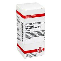 Produktbild Histaminum hydrochloricum D 12 Tabletten