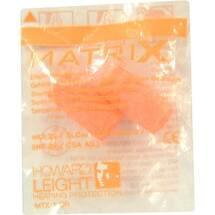 Howard Leight Matrix orange Gehörschutzstöpsel