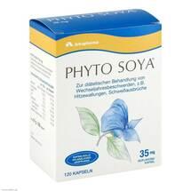 Produktbild Phyto Soya 35 mg Kapseln