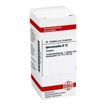 Produktbild Ipecacuanha D 12 Tabletten