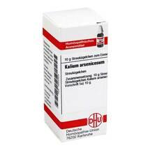 Produktbild Kalium arsenicosum C 30 Globuli