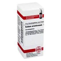 Kalium arsenicosum D 12 Globuli Erfahrungen teilen