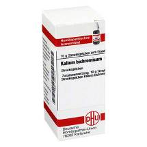 Kalium bichromicum C 12 Globuli