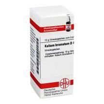 Kalium bromatum D 4 Globuli