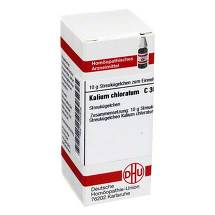 Produktbild Kalium chloratum C 30 Globuli