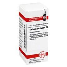 Kalium jodatum C 30 Globuli