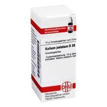 Produktbild Kalium jodatum D 30 Globuli