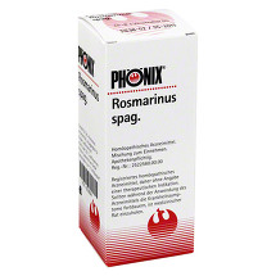 Phönix Rosmarinus spag. Tropfen