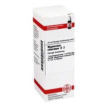 Magnesium chloratum D 3 Dilution