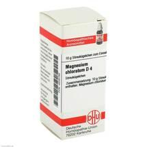 Produktbild Magnesium chloratum D 4 Globuli
