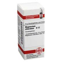 Produktbild Magnesium chloratum D 12 Globuli