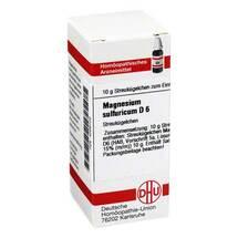 Produktbild Magnesium sulfuricum D 6 Globuli