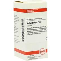 Produktbild Malandrinum D 30 Tabletten