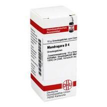 Produktbild Mandragora D 4 Globuli