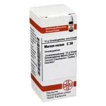 Produktbild Marum verum C 30 Globuli