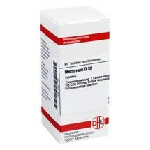 Produktbild Mezereum D 30 Tabletten