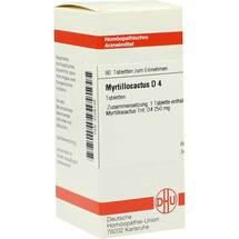 Produktbild Myrtillocactus D 4 Tabletten