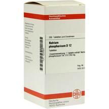 Produktbild Natrium phosphoricum D 12 Tabletten