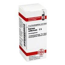 Produktbild Natrium sulfuricum C 6 Globuli