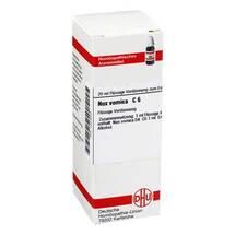Nux vomica C 6 Dilution