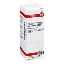 Nux vomica D 200 Dilution