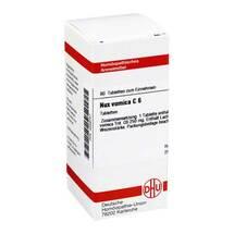 Produktbild Nux vomica C 6 Tabletten