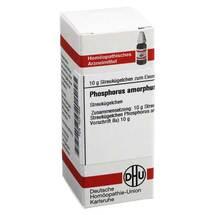 Produktbild Phosphorus amorph. D 12 Globuli
