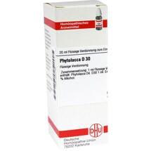 Produktbild Phytolacca D 30 Dilution