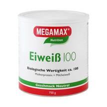 Produktbild Eiweiss 100 Neutral Megamax
