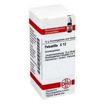 Produktbild Pulsatilla C 12 Globuli