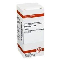 Produktbild Pulsatilla C 30 Tabletten