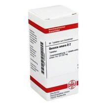 Quassia D 2 Tabletten