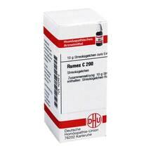 Produktbild Rumex C 200 Globuli