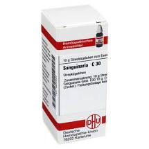Sanguinaria C 30 Globuli