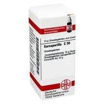 Sarsaparilla C 30 Globuli