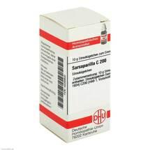 Sarsaparilla C 200 Globuli