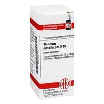 Produktbild Stannum metallicum D 10 Globuli