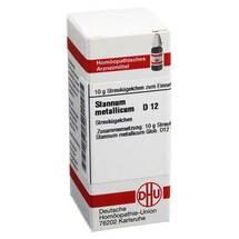 Stannum metallicum D 12 Globuli