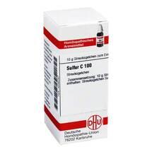 Produktbild Sulfur C 100 Globuli