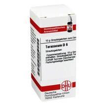 Produktbild Taraxacum D 6 Globuli